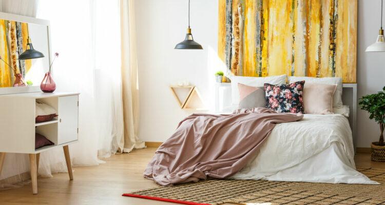 3 tips nieuwe slaapkamer