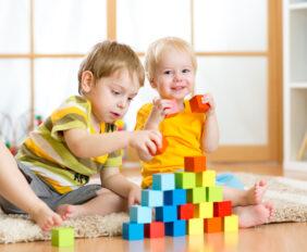 Een speelkamer inrichten