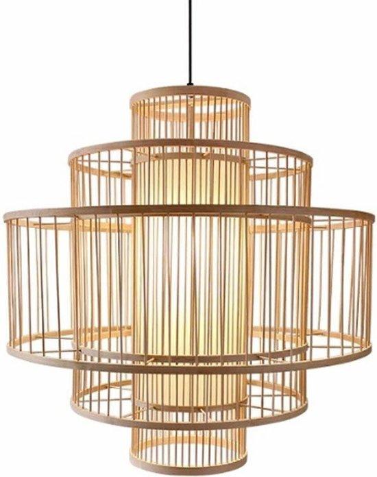 Fine Asianliving Bamboe Hanglamp