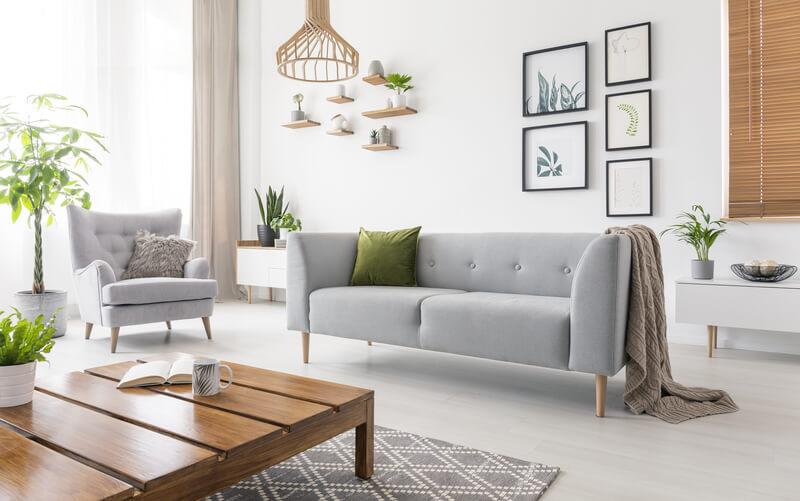 Geld besparen op meubels in huis