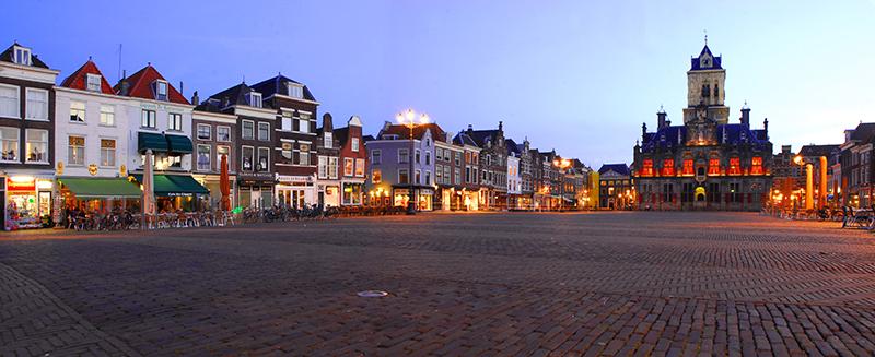 Leuke woonwinkel Delft