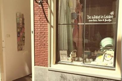 Leuke woonwinkels in Leiden