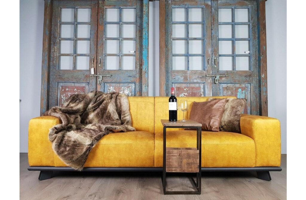 Stoere 3-zits sofa