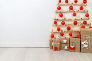 alternatieven voor een traditionele kerstboom