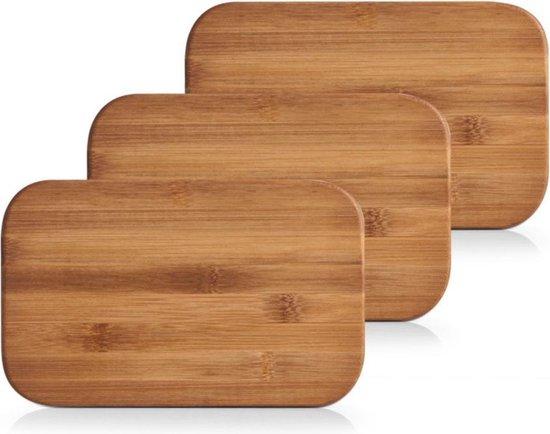 bamboe houten ontbijtplanken