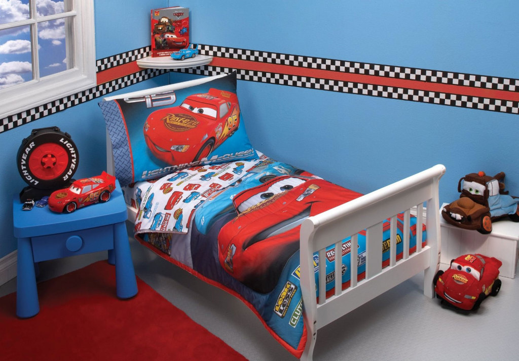 Disney cars bedroom decor decorating ideas car pictures boys best free home design idea - Nieuwe home design ...