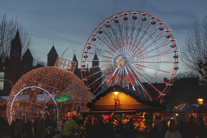 de leukste kerstmarkten van Nederland