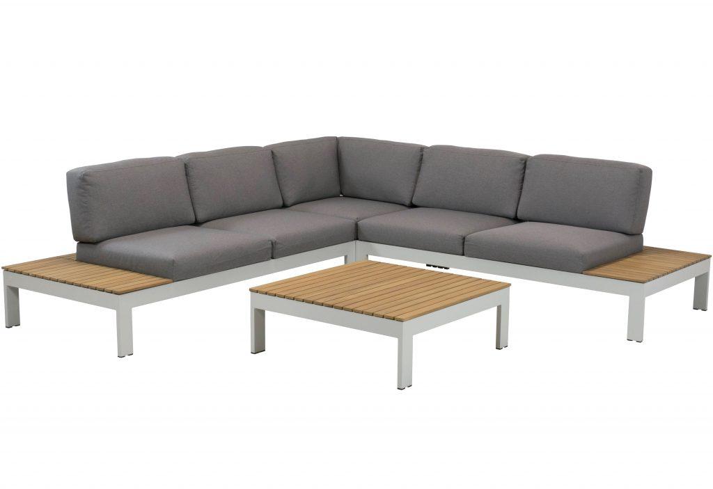 design loungeset aluminium