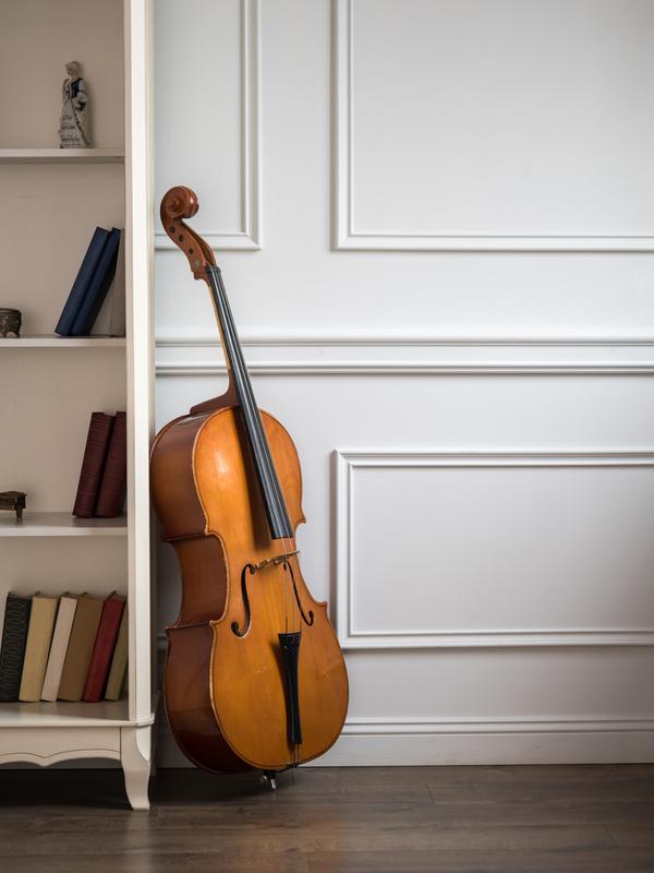 muzikaal interieur