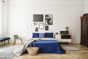 een sfeervolle slaapkamer