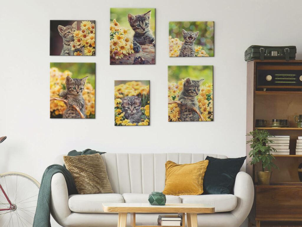 fotos op canvas