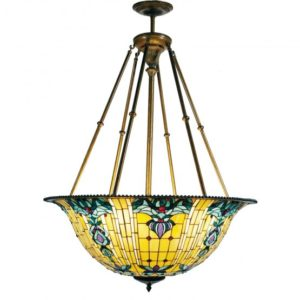 grote tiffany hanglamp