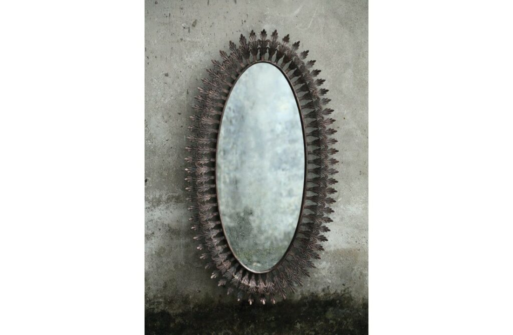 ijzeren spiegel
