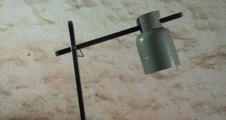 Industriele Kleine Staande Lamp.Industriele Lampen Nieuwe Wonen