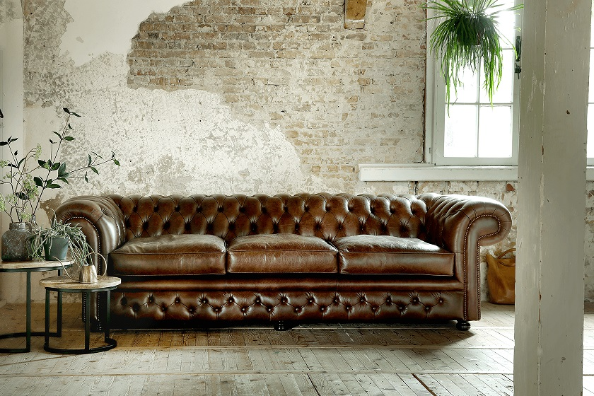 industrieel chesterfield
