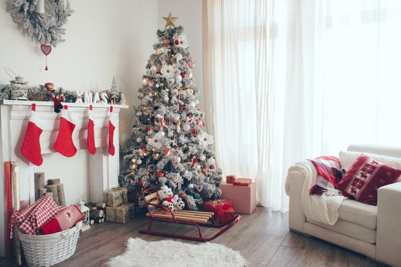 Interieur Ideeen Voor Kerst.Geef Je Interieur Dat Warme Kerstgevoel Nieuwe Wonen