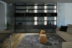 led strips in huis