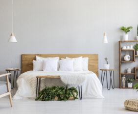 leuke nachtkastjes voor naast het bed