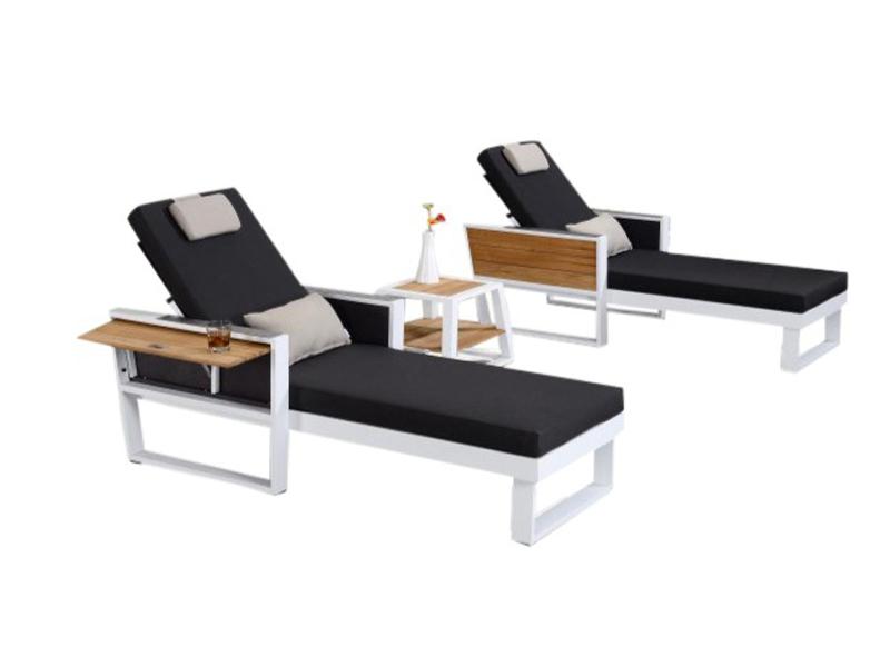 lounge ligbedden