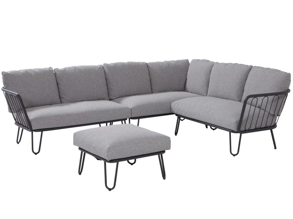 luxe aluminium loungeset