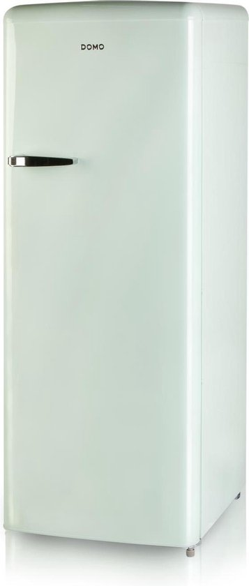 mintgroene koelkast