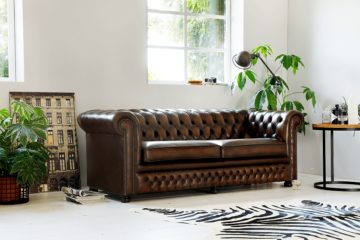 modern chesterfield