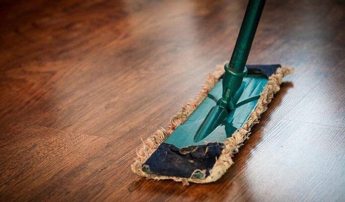 onderhoud van parketvloer