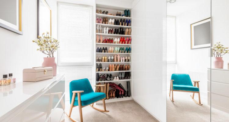 opbergtips voor schoenen