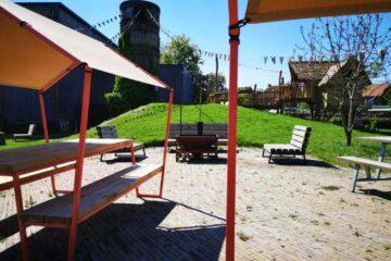 picknickhuisje