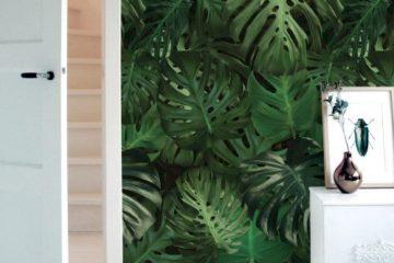 planten behang