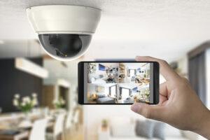 professionele camera installatie