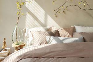 rust in de slaapkamer