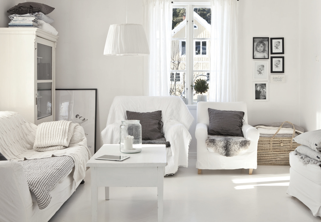 Things i want to blog about: scandinavisch interieur