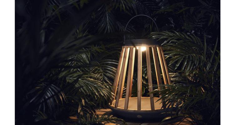 sfeer verlichting voor in de tuin