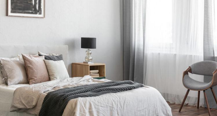 Verwonderlijk Kleine slaapkamer groter laten lijken: 5 praktische tips - Nieuwe AZ-73
