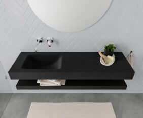 solid surface wastafel