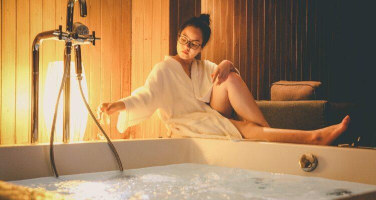 spa in huis