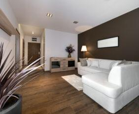 stijlvolle woonkamer