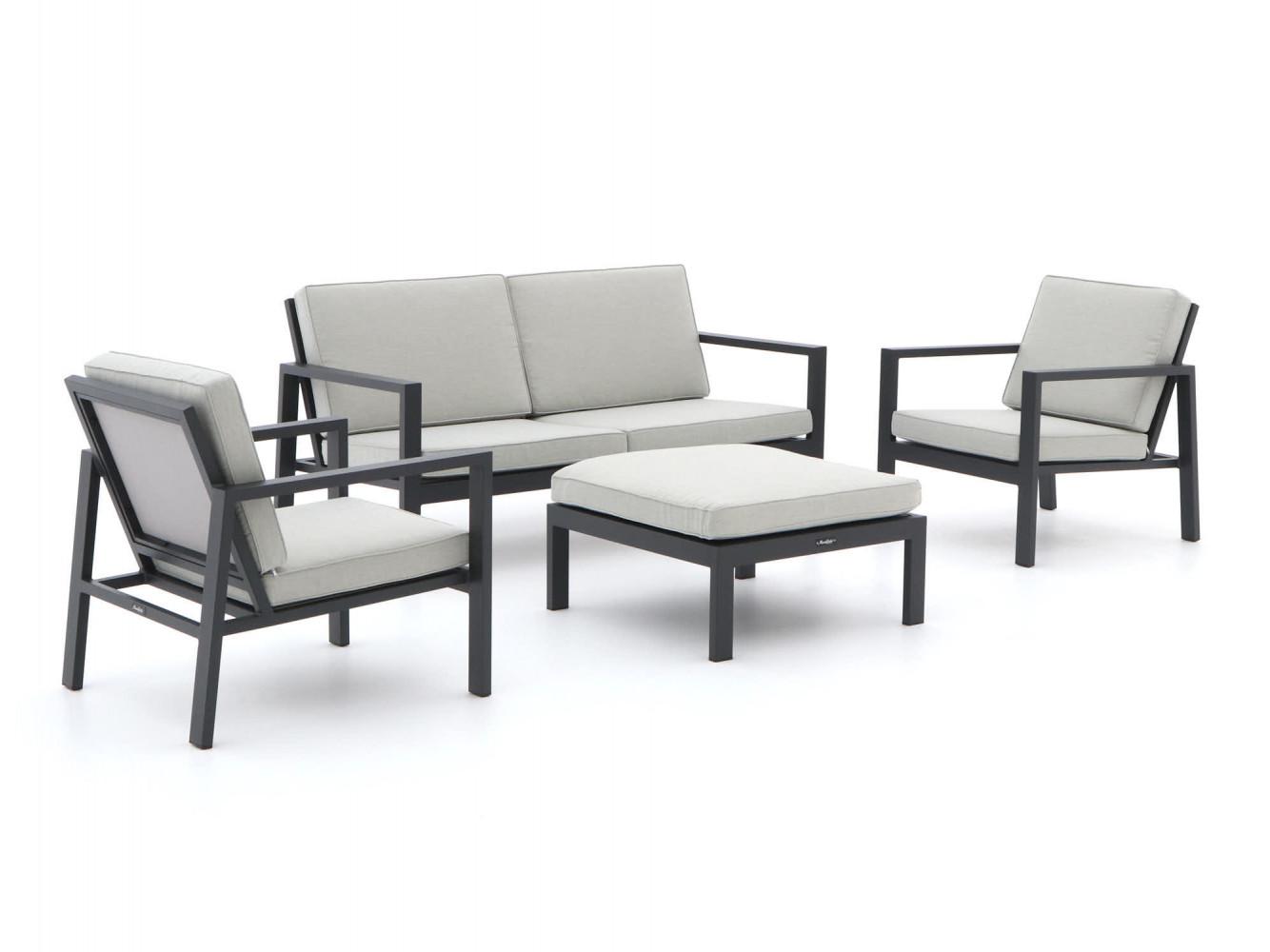 stoel bank loungeset aluminium