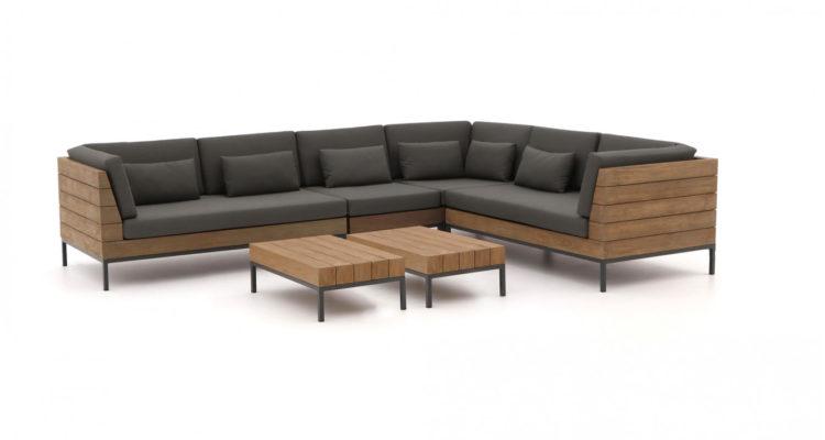 Bijzondere teak loungesets voor buiten nieuwe wonen