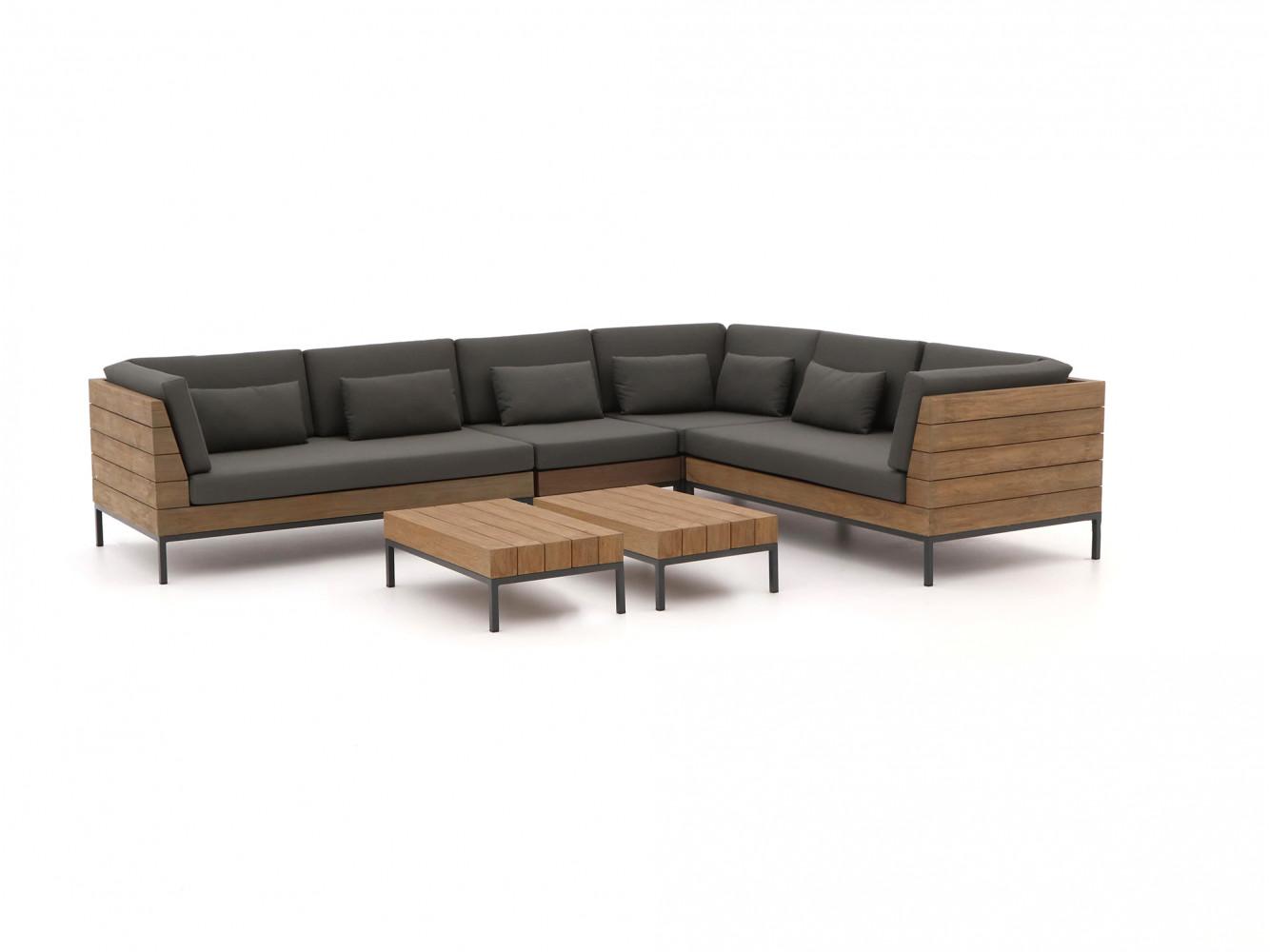 Kussens Loungeset Buiten : Bijzondere teak loungesets voor buiten nieuwe wonen
