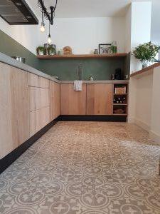 tegels keuken