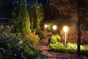 tuin verlichting