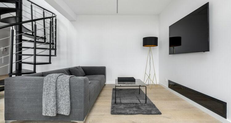 tv in kleine ruimte