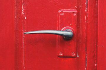 verven binnendeur