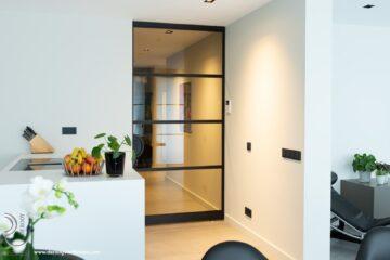 voordelen van een stalen schuifdeur